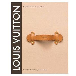 NEW: Louis Vuitton Giant XL Coffee Table Book+Bag